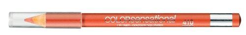 Maybelline New York Color Sensational Lip pencil - Matita labbra Mandarine Fizz 410