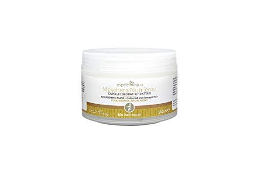 Esprit Equo - Maschera Intensiva BIO Nutriente - Capelli Colorati e Trattati - 200 ml - BIO
