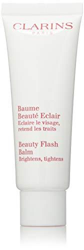 Clarins Beauty Flash Balm Crema Viso Idratante di Bellezza, 50 ml