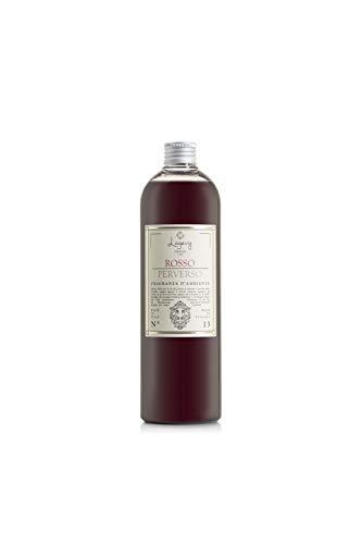 LOGEVY - Ricarica da 500 ml per i Diffusori Rosso Perverso