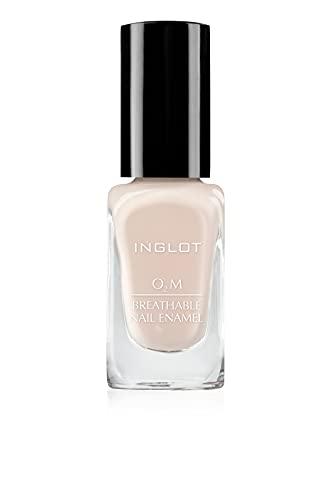 Inglot O2M - Smalto per unghie Halal permeabile, traspirante, per unghie sane