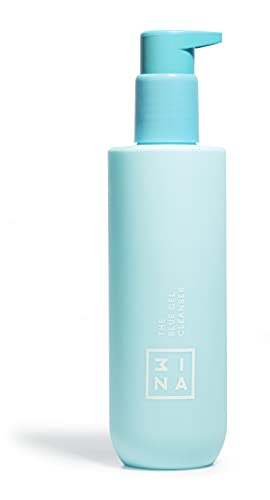 Vegano - Cruelty Free - The Blue Gel Cleanser - Gel Micellare Detergente - Struccante Viso e Occhi - Idratante e Rinfrescante - Per Tutti i Tipi Di Pelle