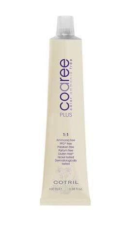 Cotril Coaree tinta per capelli 8.43 Biondo Chiaro Rame Dorato 100ml Senza Ammoniaca, Parabeni, PPD, Profumo, Glutine, Nickel