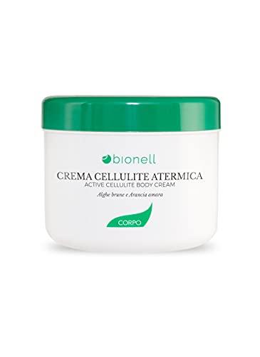 Bionell Crema Cellulite Atermica Attiva con Alghe Brune e Arancia Amara
