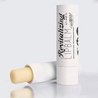 PUROBIO - Balsamo Labbra Rivitalizzante ed Antiage con Acido Ialuronico - Burrocacao Vegano e Nickel Tested