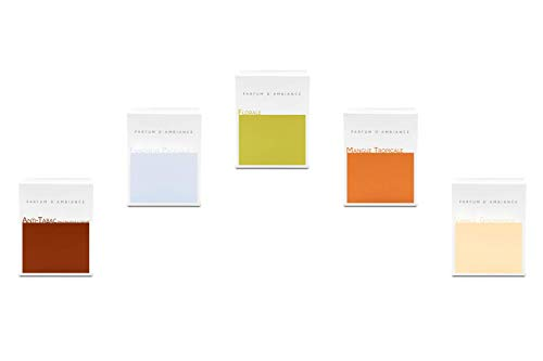 Citroen-Ricarica per profumatore d'ambiente integrato o mobile, fragranza: anti-fumo, per Citroen C4Picasso, C3, C3Picasso, DS3, Berlingo, ecc.