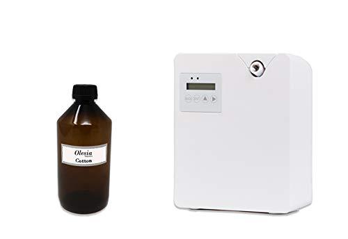 Profumatore di ambienti professionali elettrico Weele con profumo Cotton 500 ml
