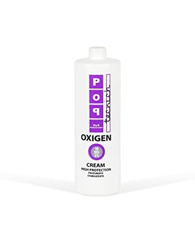 Pop Italy Ossigeno Profumato in Crema Technich Color Therapy 10 volumi - 1000 ml