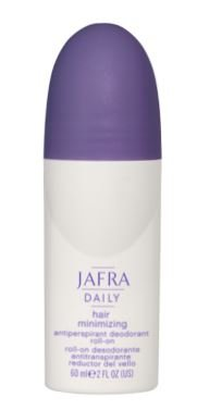 Jafra, deodorante roll-on anti-perpirante, per ascelle, lisce, 60 ml