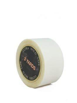 Walker Tape Ultra Hold Tape - Nastro adesivo per extension e capelli, sottile, 2,5 cm x 2,75 m