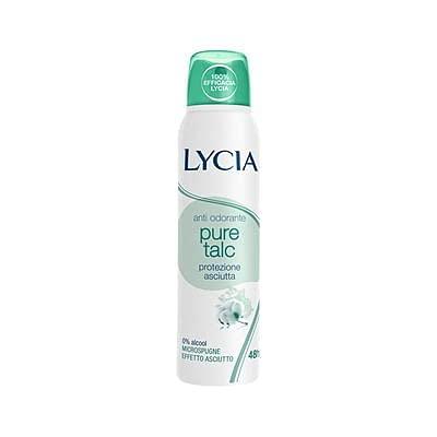 Lycia Pure Talc Antiodorante Spray 150 ml