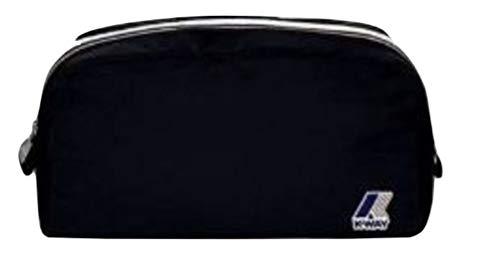 K-Way k pochet slg medium pouch 9,5x19,5x9 black