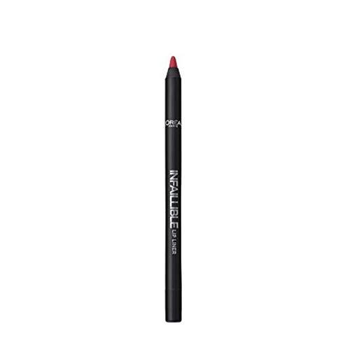 L'Oréal Paris Infallibile Lip Liner Matita Labbra a Lunga Tenuta, 701 Stay Ultraviolet