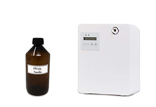 Profumatore di ambienti professionali elettrico Weele con profumo Vaniglia 500 ml