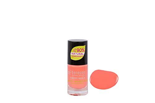 Benecos Smalto per unghie, (Peach Sorbet)