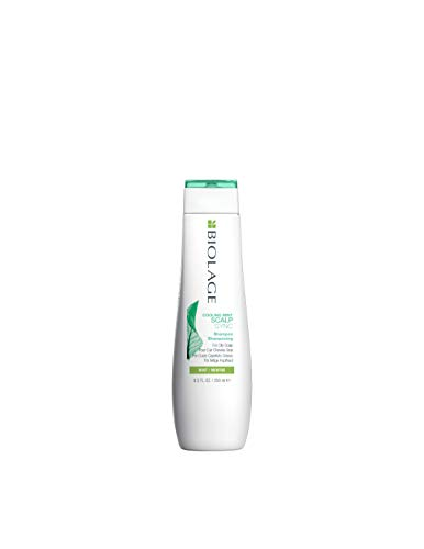 Matrix - Shampoo Biolage Scalpsync Cooling Mint - Linea Clean Reset & Scalp Sync - 250ml