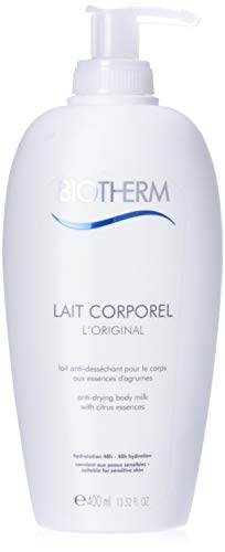 Biotherm Lait Corperel Anti-Dessechant, Latte per il Corpo, Donna, 400 ml