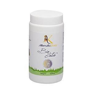 ALKEMILLA - Bio Talco - Polvere di Talco Delicata per la Pelle Delicata dei Neonati - Senza Allergeni - Nickel Tested - Vegan - 150 gr