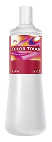 Wella - Color Touch Emulsione 6 Vol. 1,9% - Linea Ossidanti/Ossigeni - 1000ml