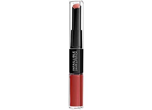 L'Oréal Paris Infaillible 24H Rossetto Lunga Tenuta, 506 Red Infaillible