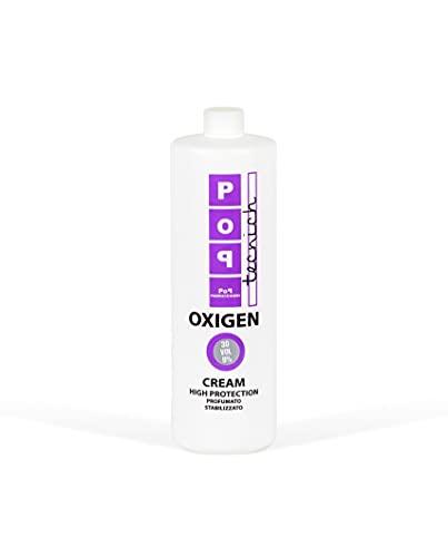 Pop Italy Ossigeno Profumato in Crema Technich Color Therapy 30 volumi - 1000 ml