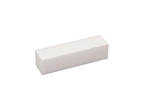 Mattoncino/Buffer opacizzante bianco set da 10- Kit Buffer Buffer Nail Design Nail per unghie in gel