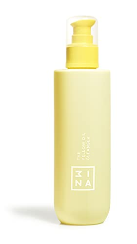 The Yellow Oil Cleanser - Olio Detergente - Struccante Viso e Occhi - Idratante e Nutriente - Per Tutti i Tipi Di Pelle