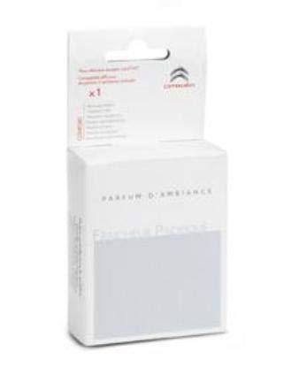 Citroen-Ricarica per profumatore d'atmosfera, fragranza: Pacifico, per Citroen C4Picasso, C3, C3Picasso, DS3, Berlingo