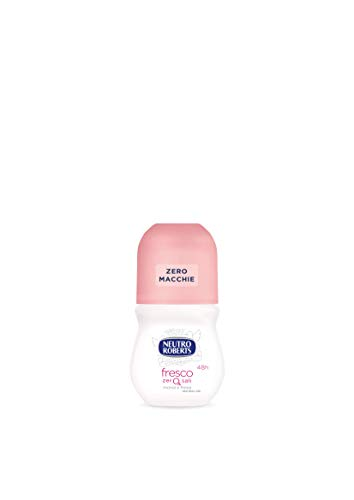 Neutro Roberts Deodorante Roll On Fresco Rosa - 50 gr