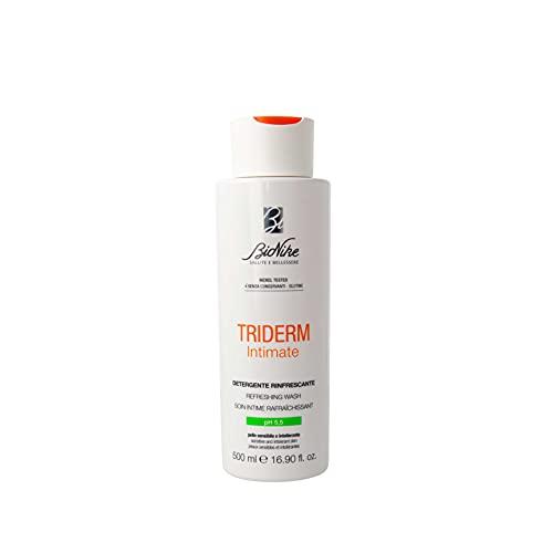 TRIDERM INTIMATE - Detergente rinfrescante per pelle sensibile, PH 5.5, 500ml