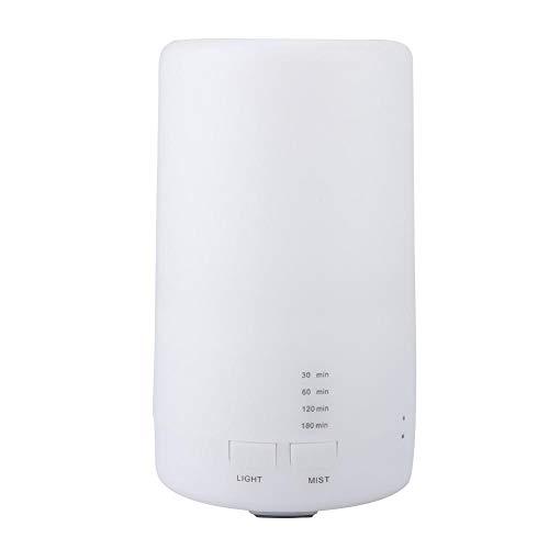 Wendry Mini umidificatore Portatile USB, Mini umidificatore d'Aria USB, purificatore Diffusore di Olio Essenziale di Aroma Muto con LED Adatto per Viaggi in Auto