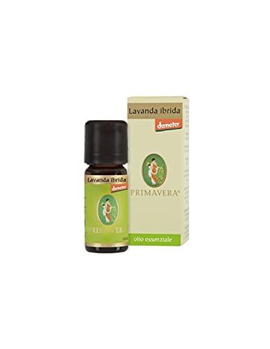 Flora Olio Essenziale di Lavanda Ibrida 10 ml - BIO - DEMETER