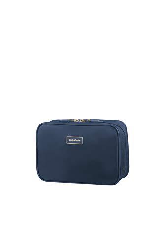 Samsonite Karissa Cosmetic Cases - Borsa per Trucchi, 22 cm, Blu (Dark Navy)