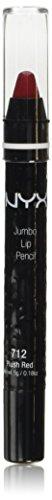 NYX Cosmetics Jumbo Lip Pencil - Plush Red