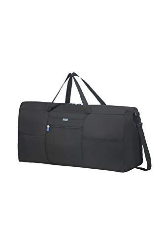 Samsonite Global Travel Accessories Foldable Borsone XL, 70 centimeters, Nero (Black)
