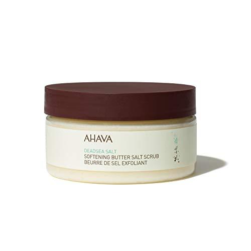 AHAVA Deadsea Salt Burro di Sale Esfoliante, 235 g