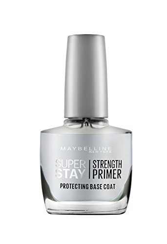 Maybelline, base coat Super Stay Strength Primer, base protettiva