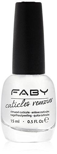 faby smalto cuticles Remover, 15ML