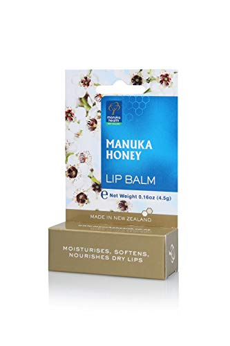 Manuka Health mgo250 + Honey Lip Balm, 5 G