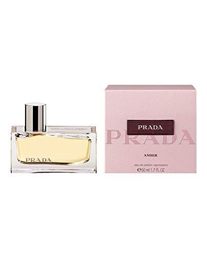 Prada Amber Eau de Parfum Donna, 50 ml