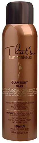 That'So Glam Body Mousse - Mousse Corpo Autoabbronzante - 150 Ml
