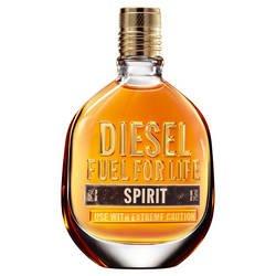 Diesel Fuel For Life Homme Spirit Eau de Toilette Eau de Toilette Vaporisateur 75ml