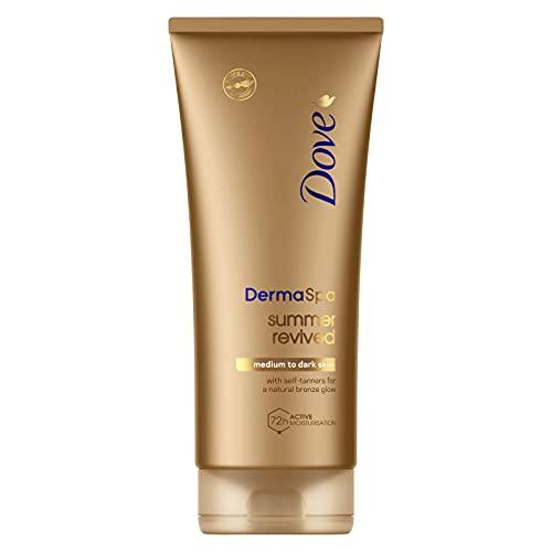 Dove Estate media Derma Spa Risorto pelle scura Body Lotion 200 ml