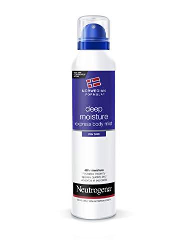 Neutrogena, Norwegian Formula - Vaporizzatore per il corpo, profonda idratazione, 200 ml
