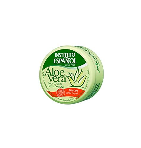 Instituto Espanol, Crema corpo e mani all'Aloe Vera, 400 ml