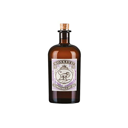 Monkey 47 Schwarzwald Dry Gin, 500ml