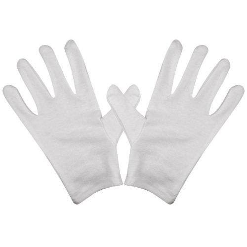 Avon Planet Spa guanti manicure idratante burro di karitè per Bianco