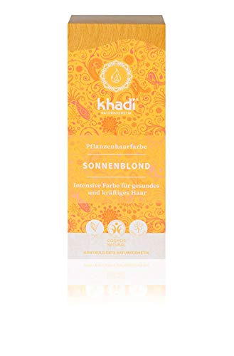 Khadi Bio - Colore vegetale capelli Sunrise