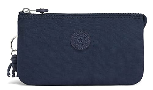 Kipling Creativity L, Borsa Multiuso Donna, Blue Blue 2, 4x18.5x11 cm