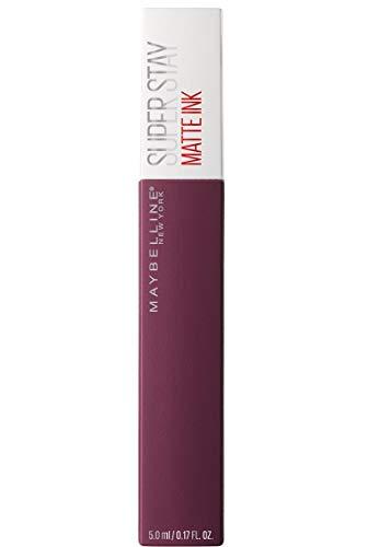 Maybelline New York Rossetto Matte SuperStay Matte Ink, Tinta Labbra a Lunga Tenuta, No Transfer, Believer (40), 5 ml